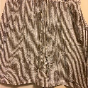 Dresses & Skirts - Plus Seer sucker skirt